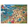 Puzzle 1000 Piezas Seashore