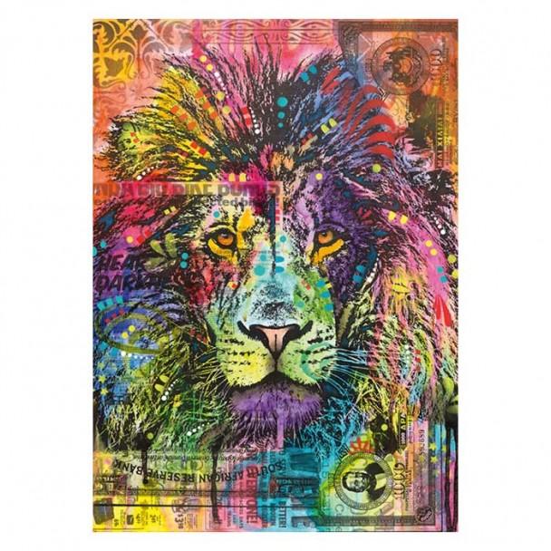 Puzzle 2000 Piezas Lion's Heart