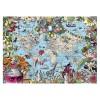 Puzzle 2000 Piezas Quirky World