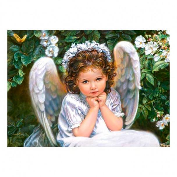 Puzzle 260 Piezas Retrato de un Ángel