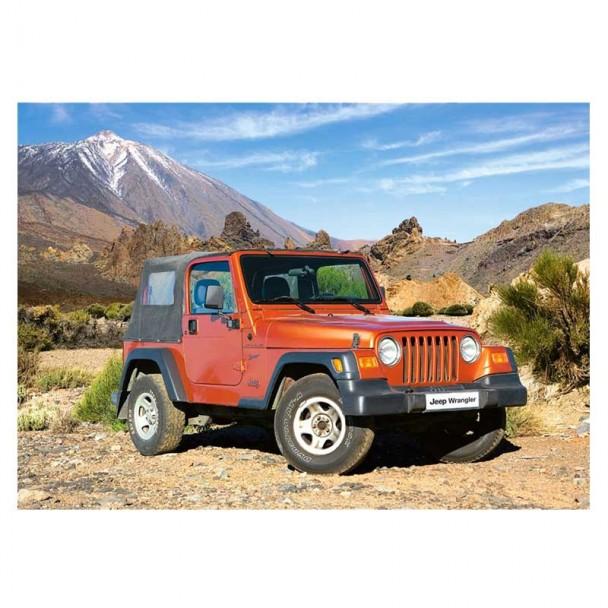 Puzzle 180 Piezas Jeep Wrangler