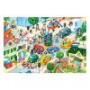 Puzzle 40 Maxi Piezas Accidente de Tráfico