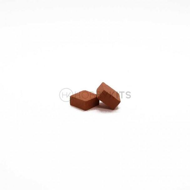 Piedra 15x15x7,5 mm (25 uds)