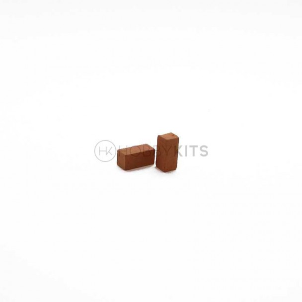 Piedra 15x7,5x7,5 mm (25 uds)