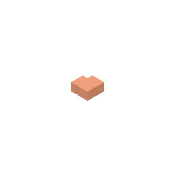 Piedra Esquina 10x10x5 mm (150 uds)
