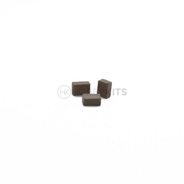 Piedra Base Gris H0 8x3x5 mm