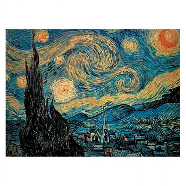 Puzzle 1000 La Noche Estrellada