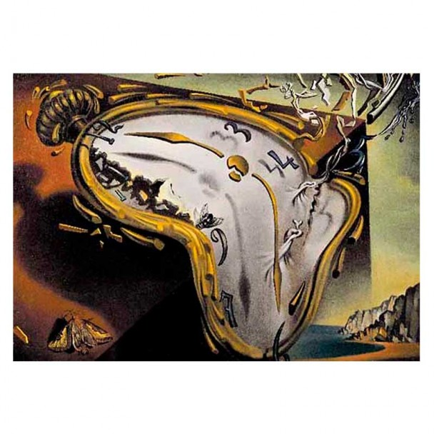 Puzzle 1500 Los Relojes Blandos