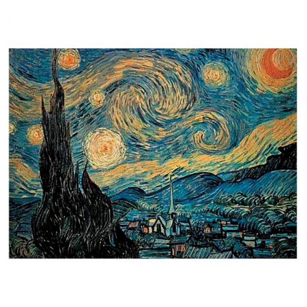 Puzzle 1500 La Noche Estrellada