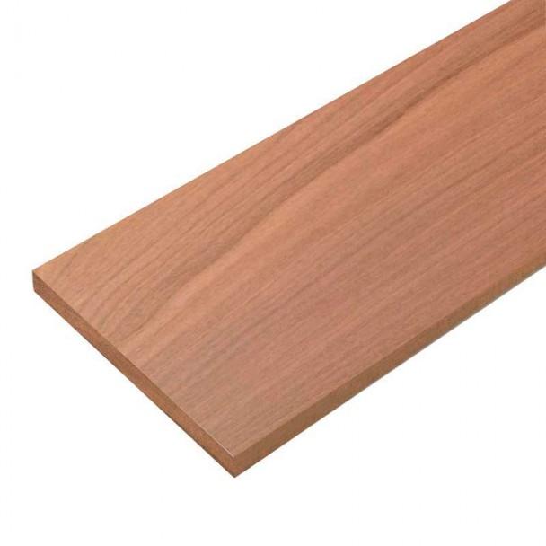 Plancha de Nogal 8 x 100 mm