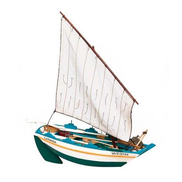 Gamela Carmiña - Barca de Pesca 1:15