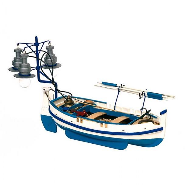 Calella - Barca de Pesca 1:15