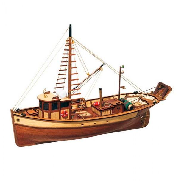 Palamós - Barco Pesquero 1:45