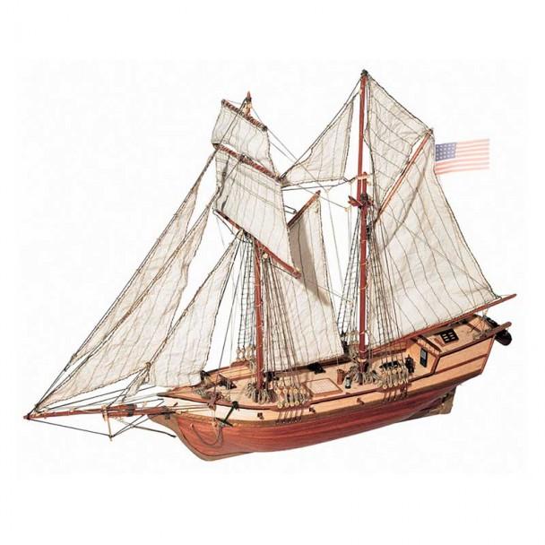 Albatros - Goleta 1:100