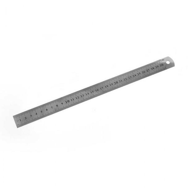 Regla Metálica 30 cm
