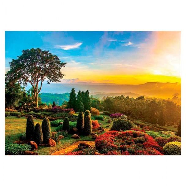 Puzzle 1000 Piezas Jardín Precioso