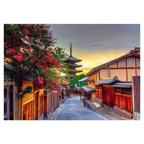 Puzzle 1000 Piezas Pagoda Yasaka de Kioto, Japón
