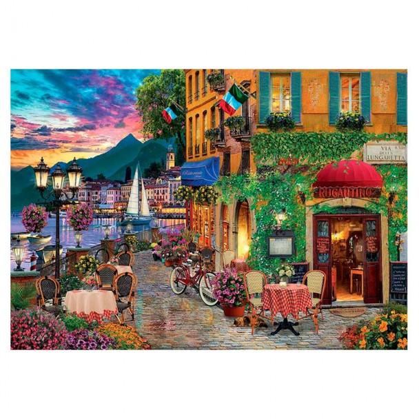 Puzzle 2000 Piezas Italian Fascino