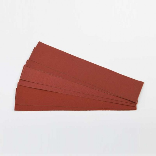 Papel de Lija 4,5x23 cm (6 uds)