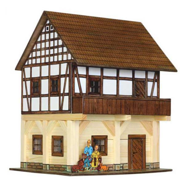 Casa con Granero