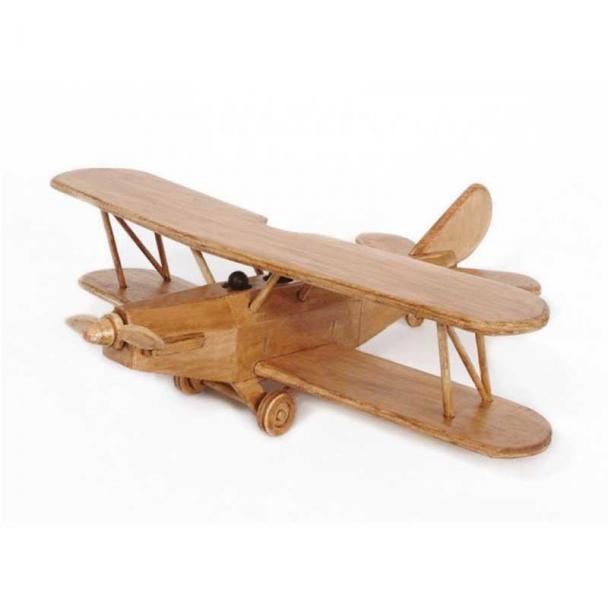 Avión Biplano