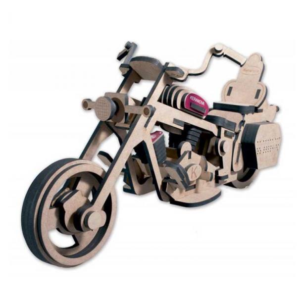 Moto Custom - Grande